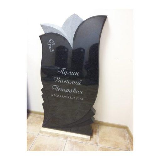 Фигурный памятник цветок 2056